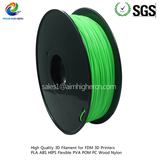 ABS filament Green color 1.75mm 3.0mm