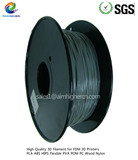 Flexible filament Grey color Available 9 colors