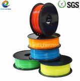 PLA filament Glow in Dark Green color 1.75/3.0mm